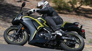 10. Honda cbr 250/300 new 2016 review