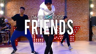 Justin Bieber & BloodPop® - Friends | Kenny Wormald Choreography | DanceOn Class