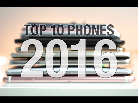 Top 10 Smartphones Coming 2016