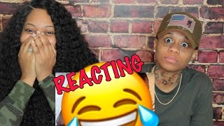 REACTING TO PEOPLE WHO SMASH OR PASSED US!!