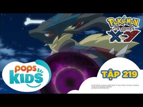 Pokémon Tập 219 - Lucario Mega đấu Với Kucheat Mega!  - Hoạt Hình Tiếng Việt Pokémon S17 XY - Thời lượng: 21:29.