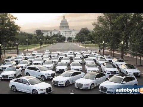 Audi TDI Efficiency Rally