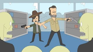 What You Wish Would Happen on the Walking Dead