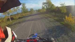 8. 2005 Yamaha TTR230 Test Ride