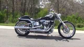 6. Used 2013 Harley Davidson CVO Breakout Motorcycles for sale