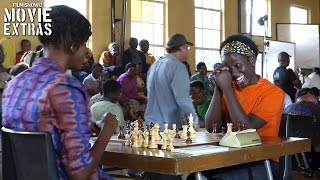 Go Behind The Scenes Of Queen Of Katwe  2016