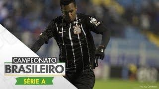 O gol de Chapecoense 0 x 1 Corinthians, pela 20ª rodada do Campeonato Brasileiro (20/08/2017) [Baixe o app do Esporte...