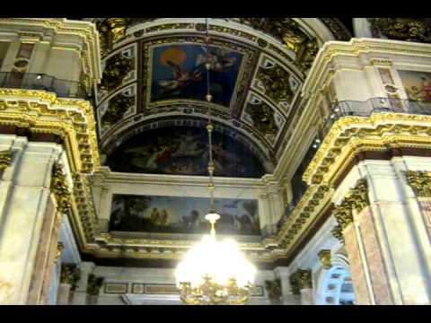 Исаакиевский собор Санкт Петербурга (walkthrough)
