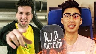 Video RICEGUM DISS TRACK - RIP MP3, 3GP, MP4, WEBM, AVI, FLV Agustus 2017