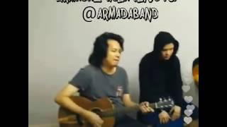 Video Armada band -  Rela (Maju Terus Pantang Mundur) MP3, 3GP, MP4, WEBM, AVI, FLV Juli 2018