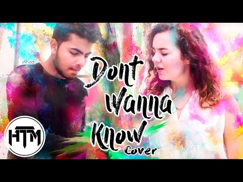 Don't Wanna Know (Cover) - Rumman ft. Bozana & Fahim Abdullah | HTM Records