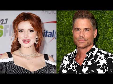 Rob Lowe calls out Bella Thorne over