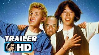 BILL & TED'S EXCELLENT ADVENTURE 4K Trailer (2020) Keanu Reeves by JoBlo Movie Trailers