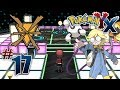 Let's Play Pokemon: X - Part 17 - Lumiose Gym Leader Clemont