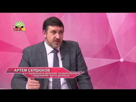 """Программа """"Место встречи"""": Артём Сердюков"""