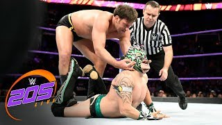 Nonton Kalisto vs. Drew Gulak: WWE 205 Live, Nov. 14, 2017 Film Subtitle Indonesia Streaming Movie Download