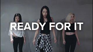 Video ...Ready For It? - Taylor Swift / Mina Myoung Choreography MP3, 3GP, MP4, WEBM, AVI, FLV Januari 2018