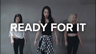 Video ...Ready For It? - Taylor Swift / Mina Myoung Choreography MP3, 3GP, MP4, WEBM, AVI, FLV Maret 2018