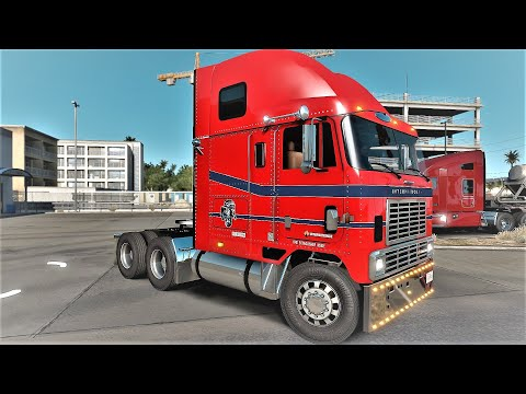 INTERNATIONAL 9600 REWORKED v2 ATS 1.37.x