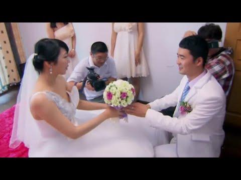 Modern Chinese Wedding - China On Four Wheels -  BBC (видео)