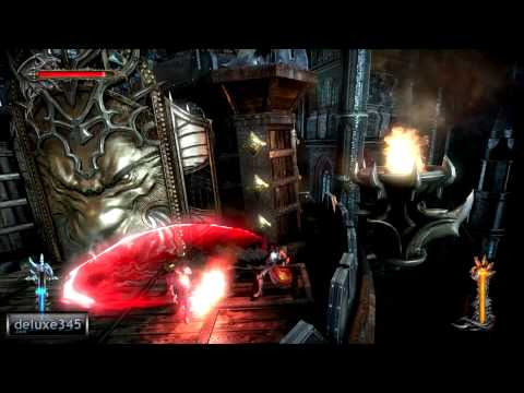 геймплей Castlevania: Lords of Shadow 2