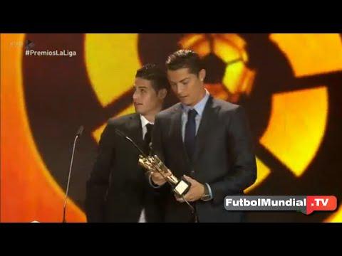 Cristiano Ronaldo: nominado el mejor delantero de La Liga BBVA 2013/2014