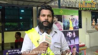 Manogar at Rombha Nallavan Da Nee Press Meet