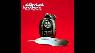 The Chemical Brothers -  Prescription Beats