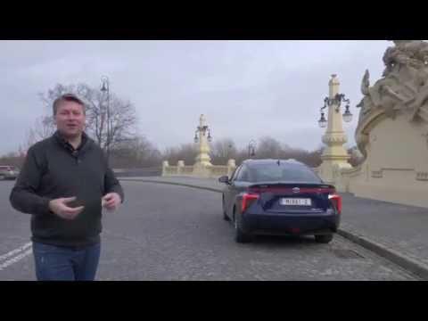 Pierwsza jazda: Toyota Mirai w Warszawie