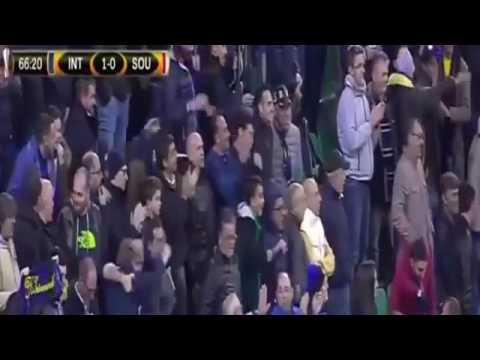 Inter vs Southampton 1 0 Highlights   Europa League   Oct, 20 2016