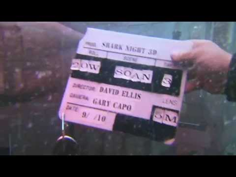 Shark Night 3D (Featurette 'Meet the Sharks')