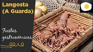 Fiesta de la langosta de A Guarda | Descubre nuestras Fiestas gastronómicas