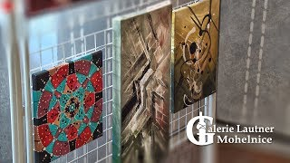 Náhled - Galerie Lautner: Abstrakce a keramika