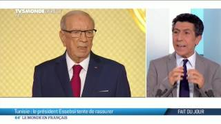 Video Tunisie : le président Essebsi tente de rassurer MP3, 3GP, MP4, WEBM, AVI, FLV Mei 2017