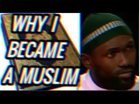 Abdul Ghani a New Muslim convert from Christianity