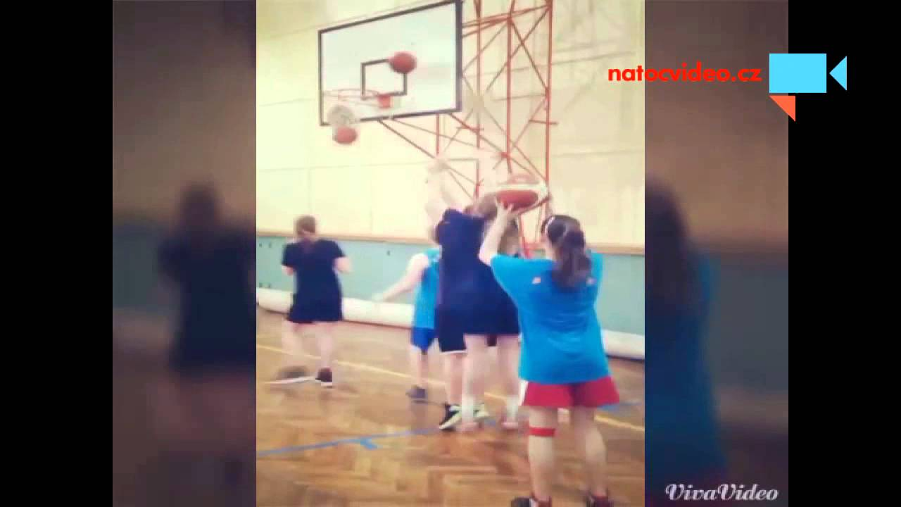 VIDEO DNE: Synchronizovaný basketbal!