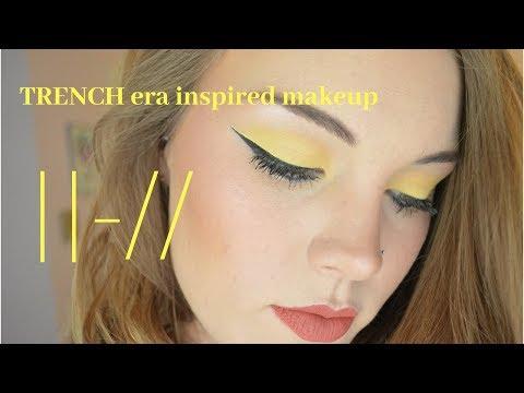 Twenty One Pilots TRENCH inspired makeup