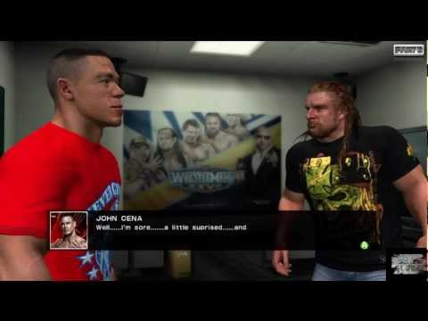WWE 12 | TNA Invasion 3 Part 7