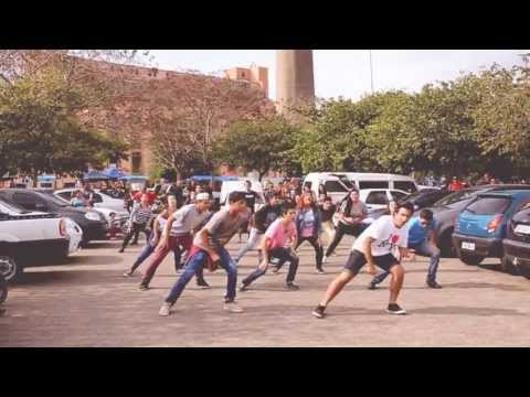 Flash Mob - Good Feeling (Flo Rida)
