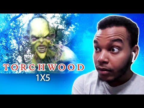 "Torchwood Season 1 Episode 5 ""Small Worlds"" REACTION!"