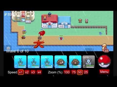 Pokemon Tower Defense: How to get shiny aerodactyl (cinnabar gym PTD)