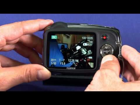 Fujifilm FinePix XP20 rugged digicam video review