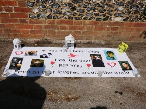 George Michael a tribute   Goring on Thames to Whitchurch on Thames round | oxfordshire  Walks