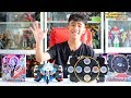 [TMT][778] Giới thiệu DX R/B Crystal Collection Case và DX Orb Ring Neo! Ultraman R/B! (Engsub)