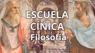 Escuela Cínica - Filosofía - Educatina