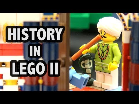 History of the World in LEGO (Expanded) (видео)