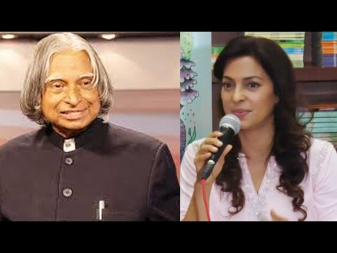 Juhi Chawla Regrets Not Meeting Former President A