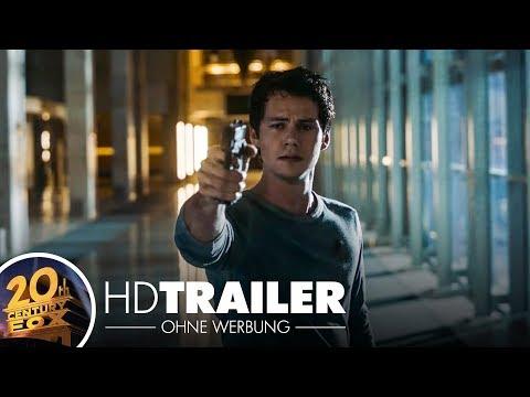 Maze Runner: Die Auserwählten in der Todeszone | Offizieller Trailer 2