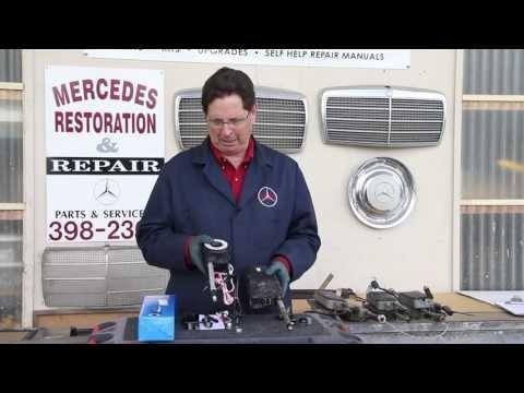 Mercedes Hirschmann Power Antenna Failure: An Inexpensive Replacement Option Explained