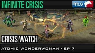 Atomic Wonderwoman - Ep 7 - Crisis Watch